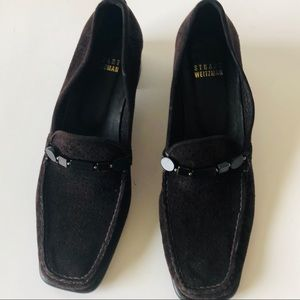 Stuart Weitzman Made in Spain loafers